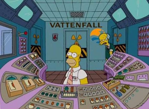 Vattenfall - The real reason